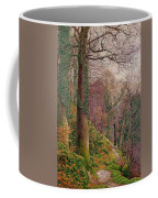 A Path In The Wood Coffee Mug