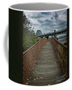 A Pathway To Philadelphia Coffee Mug