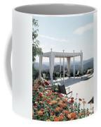 A Pavilion In The Backyard Of Bruce Macintosh's Coffee Mug