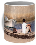 A Peaceful Day At Provincetown  Coffee Mug
