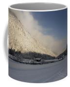 A Peaceful Snow Landsscape Coffee Mug