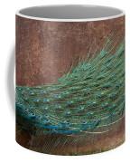 A Peacock Coffee Mug