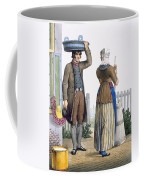 A Peasant Couple Of Parmerend, North Coffee Mug