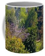 A Peek Through The Trees Coffee Mug