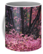 A Pink Autumn  Coffee Mug