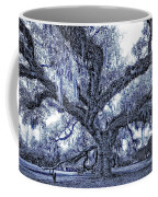 A Place For Dying Blue Coffee Mug