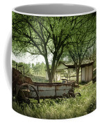 A Place In The Shade Coffee Mug