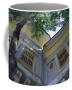 A Place To Watch The World Go By Coffee Mug