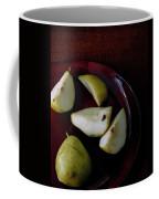 A Plate Of Pears Coffee Mug