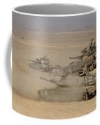 A Platoon Of Israel Defense Force Coffee Mug