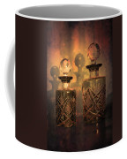A Play Of Light At Dusk Coffee Mug by Loriental Photography