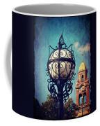 A Plaza View Coffee Mug