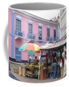 A Pop Of Tropical Color Coffee Mug