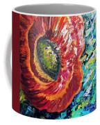 A Poppy Takes Center Stage Coffee Mug