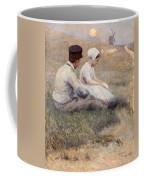 A Proposal In Picardy Coffee Mug