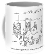 A Question About The Budget Coffee Mug