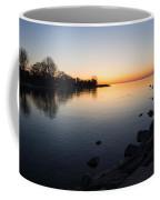 A Quiet Sunrise - Toronto Lake Ontario Coffee Mug
