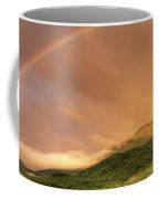 A Rainbow Appeared Over Mt. Washington Coffee Mug