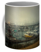 A Rainy Evening On The Port Coffee Mug