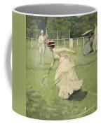 A Rally, 1885 Coffee Mug by Sir John Lavery