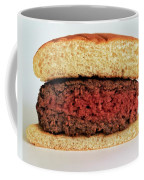 A Rare Hamburger Coffee Mug