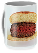 A Rare Hamburger Coffee Mug