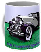 A Real Duesey Coffee Mug
