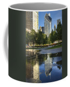 A Reflection Of Chicago Coffee Mug
