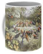 A Rehearsal In Fairy Land, Illustration Coffee Mug