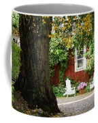 A Relaxing Finnish Afternoon Coffee Mug