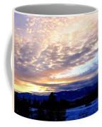 A Remarkable Winter Evening Coffee Mug