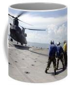 A Republic Of Singapore Air Force Ch-47 Coffee Mug