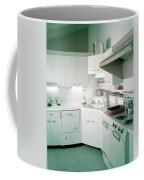 A Retro Kitchen Coffee Mug