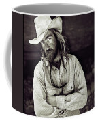 A River Guide Crosses His Arms In Front Coffee Mug