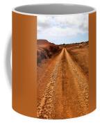 A Road Less Traveled Coffee Mug by DJ Florek
