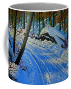 A Road Still Traveled Coffee Mug