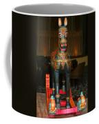 A Rocking Horse Of Many Colors Coffee Mug
