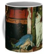 A Roman Emperor   Claudius Coffee Mug by Sir Lawrence Alma Tadema