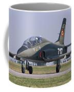 A Romanian Air Force Advanced Trainer Coffee Mug