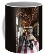 A Room In Bunratty Castle Coffee Mug