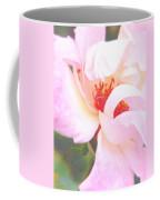 A Rose Unfurls Coffee Mug