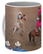 A Rough Ride Coffee Mug