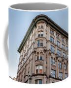 A Round The Corner Coffee Mug