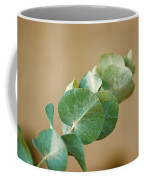 A Row Of Leaves Coffee Mug