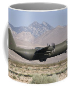 A Royal Air Force C130k Hercules Coffee Mug
