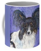 A Royal Papillon Coffee Mug
