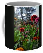 A Sea Of Zinnias 02 Coffee Mug