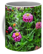 A Sea Of Zinnias 09 Coffee Mug