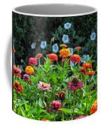 A Sea Of Zinnias 15 Coffee Mug