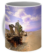 A Seagull On The Dungeness Spit Coffee Mug